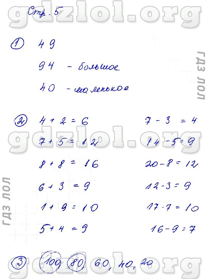 Устная математика проверочные работы 5-6 класс ершов скачать бесплатно