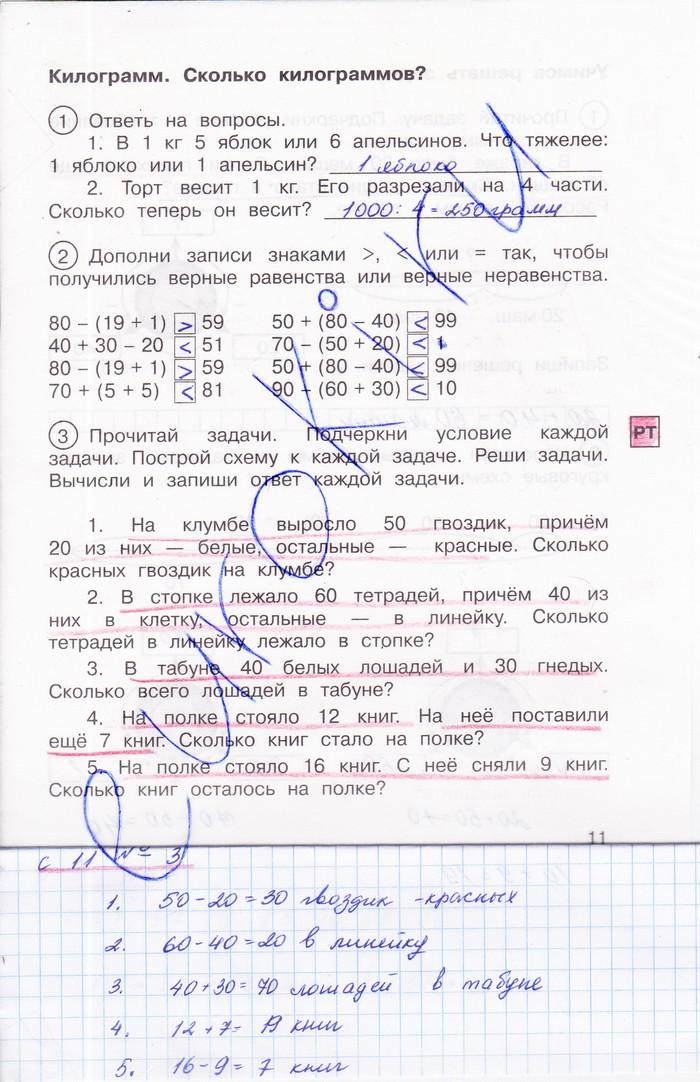 задачи по математике 2 класс скачать бесплатно