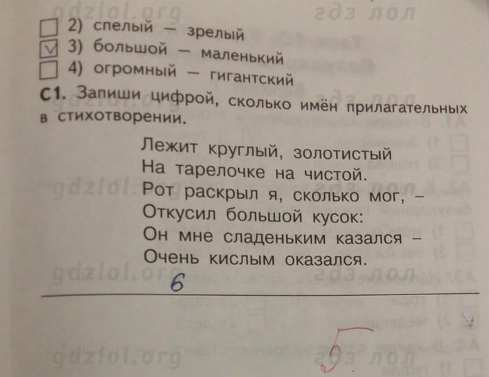 русскому синякова языку по класс решебник 2