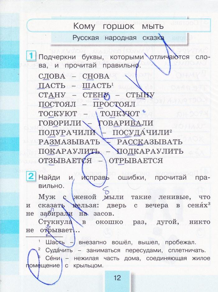 ГДЗ, Ответы по Литературному чтению 4 класс. Климанова Л.Ф., Горецкий В.Г. 2015 г.