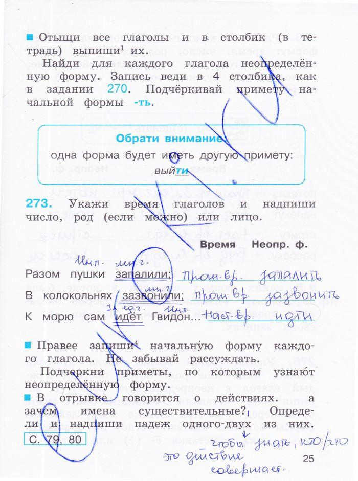 решебник учебник русский язык 4 соловейчик