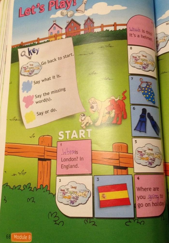 игра быкова 4 тетрадь языку английскому гдз по рабочая класс
