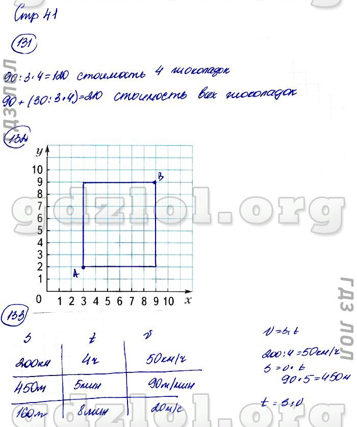 Учебник по виноградовой 4 класс по математике