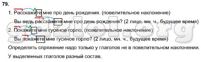 гдз по русскому 2 каленчук