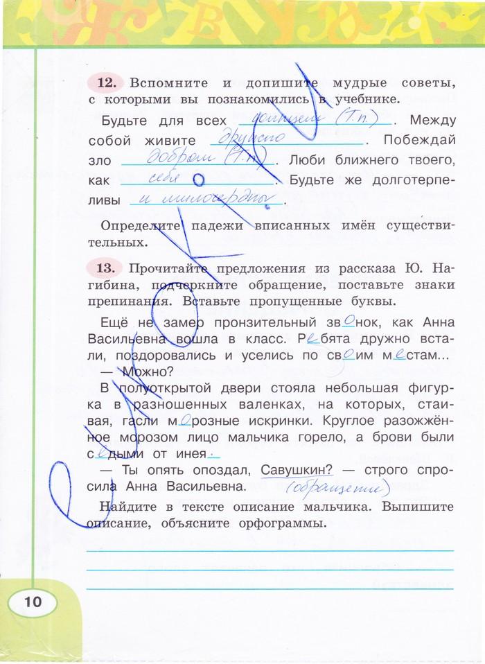 ГДЗ, все решебники по Русскому языку за 4 класс.