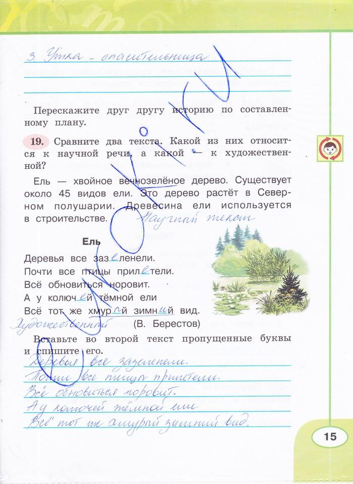 Климанова русскому по решебник 4 языку