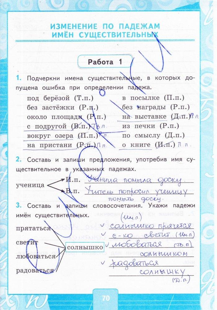 Языку контрольные русскому класс gdz.name работы по 1