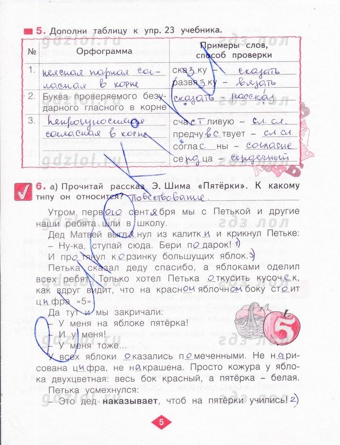 Русский язык 4 класс нечаева яковлева помощь по заданию