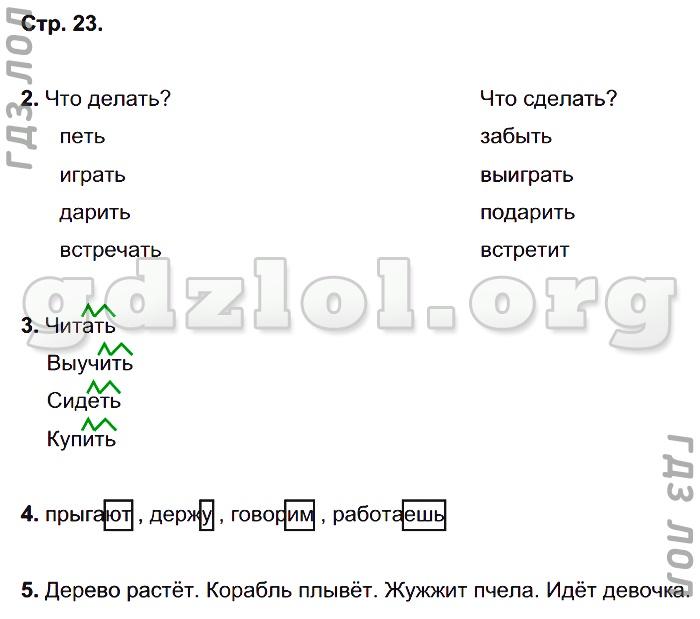 Гдз контрольная тетрадь по русскому языку 4 класс романова