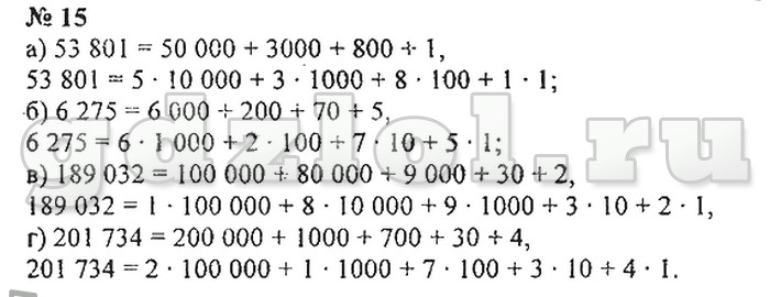 5 класс математика гдз зубарева русский язык класс