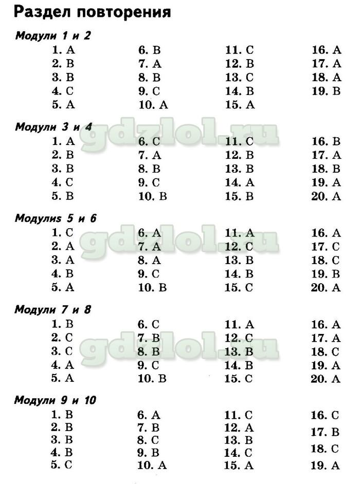 Гдз по английскому класс спортинг ваулина В списке снизу найдите свой номер задания