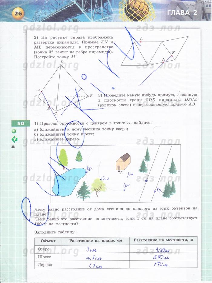 Решебник По Математики 6 Класса Бунимович Тетрадь Тренажер Ответы