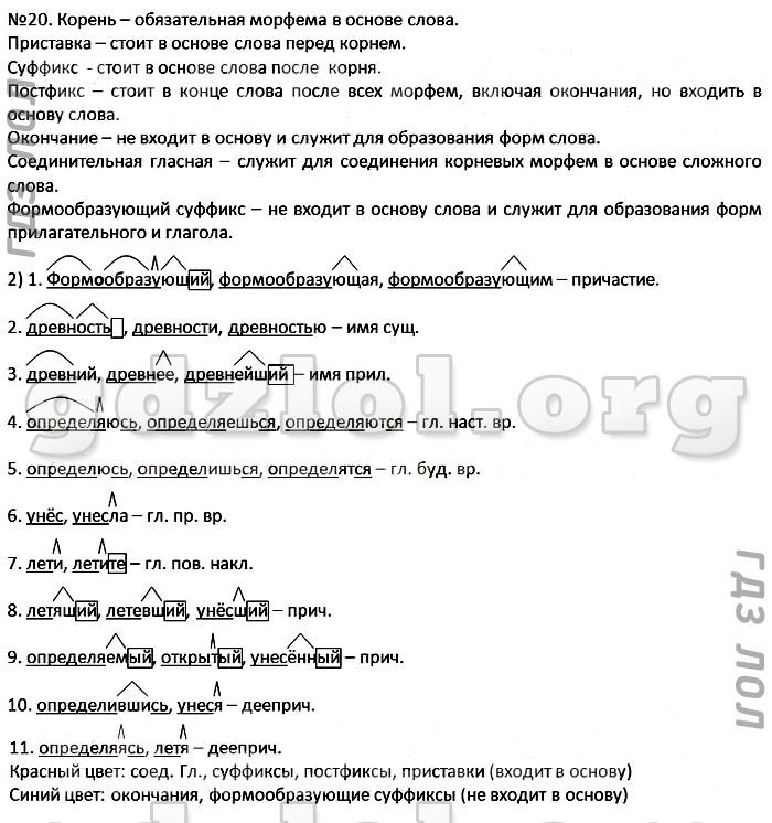 решебник по русскому языку 7 класс шмелева