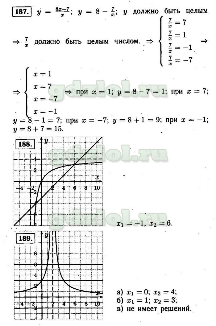 Ответы к упражнению для повторения курса алгебры 7 класса просвещение 2017 года