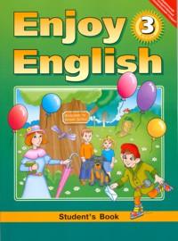 английский язык 3 класс учебник ответы плешаков